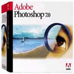 adobo photoshop7.0中文版(绿色版免安装)